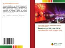Esgotamento hidrossanitário: kitap kapağı