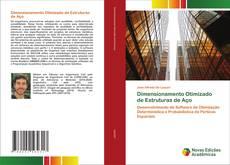 Capa do livro de Dimensionamento Otimizado de Estruturas de Aço