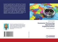 Economic Partnership Agreements Implementation的封面