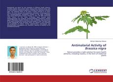 Capa do livro de Antimalarial Activity of Brassica nigra