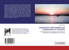 Bookcover of Individuals with Intellectual Impairment in Tanzania