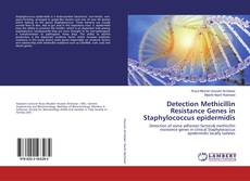 Bookcover of Detection Methicillin Resistance Genes in Staphylococcus epidermidis