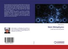Bookcover of Stem Metaphysics