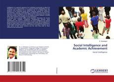Social Intelligence and Academic Achievement kitap kapağı