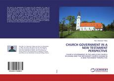 CHURCH GOVERNMENT IN A NEW TESTAMENT PERSPECTIVE的封面