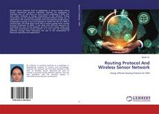 Routing Protocol And Wireless Sensor Network kitap kapağı