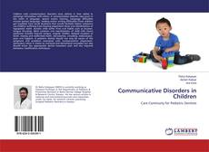 Bookcover of Communicative Disorders in Children