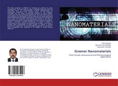 Bookcover of Greener Nanomaterials