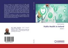 Bookcover of Public Health in Ireland