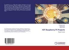 Capa do livro de IOT Raspberry Pi Projects