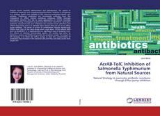 Buchcover von AcrAB-TolC Inhibition of Salmonella Typhimurium from Natural Sources