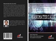 Nanomateriali più verdi kitap kapağı