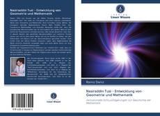 Capa do livro de Nasiraddin Tusi - Entwicklung von Geometrie und Mathematik