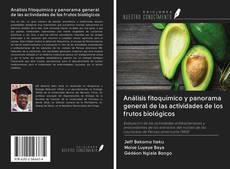 Bookcover of Análisis fitoquímico y panorama general de las actividades de los frutos biológicos