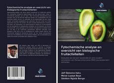 Portada del libro de Fytochemische analyse en overzicht van biologische fruitactiviteiten