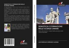 SEMIOTICA E FORMAZIONE NELLE SCIENZE UMANE的封面