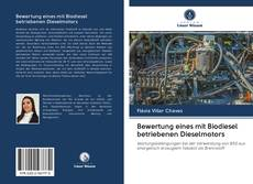 Borítókép a  Bewertung eines mit Biodiesel betriebenen Dieselmotors - hoz