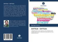 Buchcover von DATTELN - DATTELN: