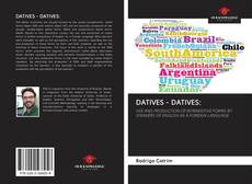 Bookcover of DATIVES - DATIVES: