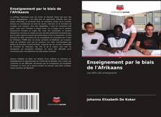 Bookcover of Enseignement par le biais de l'Afrikaans