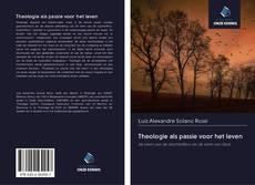 Buchcover von Theologie als passie voor het leven
