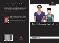Capa do livro de Sexuality Education for the Deaf