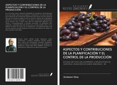 Portada del libro de ASPECTOS Y CONTRIBUCIONES DE LA PLANIFICACIÓN Y EL CONTROL DE LA PRODUCCIÓN