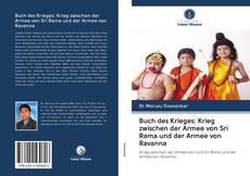Borítókép a  Buch des Krieges: Krieg zwischen der Armee von Sri Rama und der Armee von Ravanna - hoz
