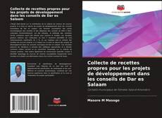Collecte de recettes propres pour les projets de développement dans les conseils de Dar es Salaam的封面
