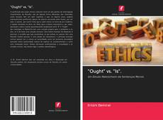 """Ought"" vs. ""Is"". kitap kapağı"