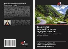 Copertina di Ecosistema imprenditoriale e ingegneria verde