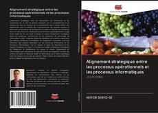 Portada del libro de Alignement stratégique entre les processus opérationnels et les processus informatiques