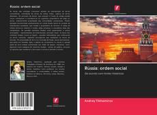 Capa do livro de Rússia: ordem social
