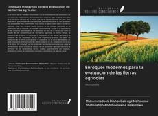 Bookcover of Enfoques modernos para la evaluación de las tierras agrícolas
