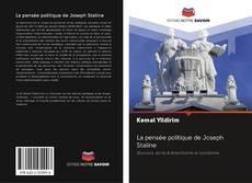 Обложка La pensée politique de Joseph Staline