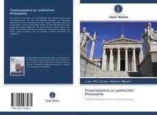 Couverture de Thesenpapiere zur politischen Philosophie