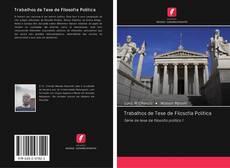Copertina di Trabalhos de Tese de Filosofia Política