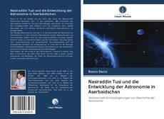 Capa do livro de Nasiraddin Tusi und die Entwicklung der Astronomie in Aserbaidschan