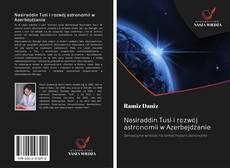 Capa do livro de Nasiraddin Tusi i rozwój astronomii w Azerbejdżanie