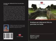 Bookcover of Analyse par éléments finis du ponceau en boîte