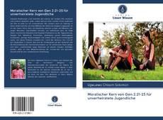 Capa do livro de Moralischer Kern von Gen 2:21-25 für unverheiratete Jugendliche