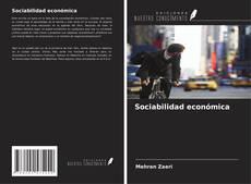 Buchcover von Sociabilidad económica