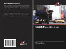 Portada del libro de Sociabilità economica