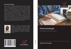 Copertina di Fenomenologia