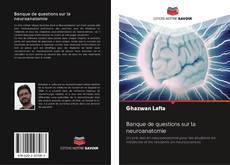 Capa do livro de Banque de questions sur la neuroanatomie