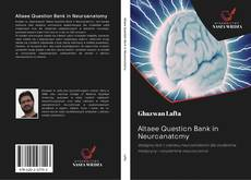 Capa do livro de Altaee Question Bank in Neuroanatomy