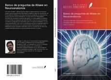Capa do livro de Banco de preguntas de Altaee en Neuroanatomía