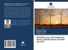 Обложка Modellierung und Analyse von Venturi-Windturbinen mit Hilfe von CFD