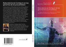 Buchcover von Redundancia de Contigium en los genomas de los procarióticos