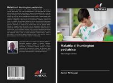 Buchcover von Malattia di Huntington pediatrica